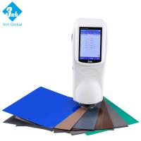 Quality NS810 Chroma Meter 3nh Spectrophotometer 400-700nm Wavelength For Paint Coating for sale