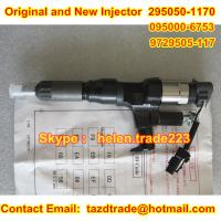Quality DENSO Original new Injector Injector 095000-6753/675# /9729505-117/295050-1170 Fit HINO for sale