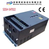 China Three Phase Servo Motor Drive Encoder Feedback Variable Frequency Driver on sale