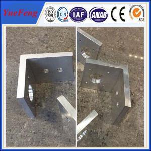 Quality 6061 aluminum block milling / aluminium cnc milling OEM / cnc machining aluminium products for sale