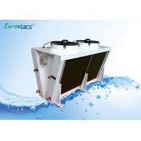 Quality Split Air Cooling Chiller Heat Exchanger Suitable Anti Corrosion Fins For Salt Environment for sale