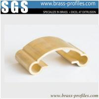 Quality Brass Railing Systems Glass Stair Handrail Stair Brass Railing Prices for sale