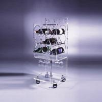 Quality Clear Acrylic Wine Display   for sale