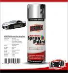 Quality Chemicals Chrome Spray PaintShock Resistance For Glass / ABS Plastics for sale