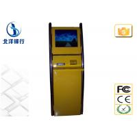 China 24 - Hour Available Kiosk Touch Screen Monitor For Hotel Lobbys And Receiptions on sale