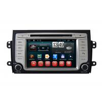 Quality Android Car Stereo Bluetooth Receiver Suzuki Radio navigation system SX4 2006 2011 for sale