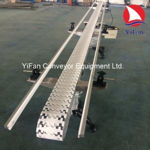 China FlexMove Plastic Slat Chain Conveyor on sale