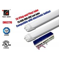 High Bright Led T8 Replacement Tubes, Retrofit Led Lights Replace Fluorescent Tubes for sale
