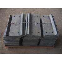 Quality ZGCr5Mo Cr-Mo Alloy Steel Liner Castings Grinding Mill by Hardness and Dimensional Check for sale