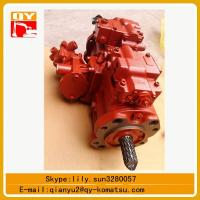 Quality OEM and Genuine kawasaki K3V63DT hydraulic main pump for sale for sale
