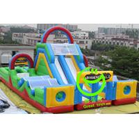 Quality Hot selling adrenaline rush obstacle course  with 24months warranty GT-OBS-0569 for sale