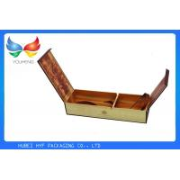 Buy cheap Recyclable Cigarette Pack Case Rectangle Tobacco Box With Double Lids from wholesalers