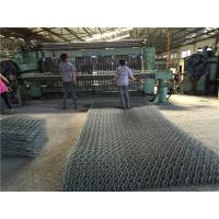 Quality PE / PVC Coated Gabion BoxDouble Twist Welded Gabion Baskets For Road Protection for sale