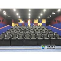 Buy Entertainment Genuine Leather Motion Chairs XD Theatre In 4XD Cinema Hall at wholesale prices