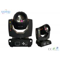 Quality High Power 230 W Sharpy Beam Moving Head Light for Night Club / Wedding / Event for sale