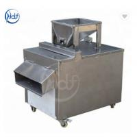 Quality Large Capacity HDF Multifunction Vegetable Cutting Machine Almond Nut Slicer 2.2kw for sale
