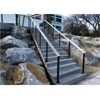 Quality Wire balustrade wire stair railing aluminum cable railing systems for decks for sale