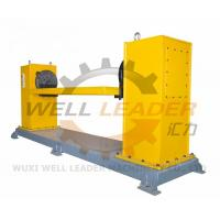 One Axis Servo Positioner Rotating Overturning Table For Robot Welding 800Kg Load