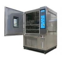 Quality Constant Temperature and Humidity Chamber / Rising Rate 0.1~3.0℃/min / Falling Rate 0.1~1.5℃/min for sale