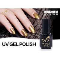 Quality Healthy Low Smell Cat Eye Gel Nail Polish With Fantastic Natural Look for sale