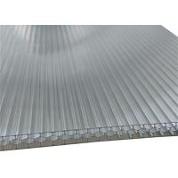 Buy cheap 10 Year Warranty Clear Honeycomb Polycarbonate Sheeting for Patio Covers from wholesalers