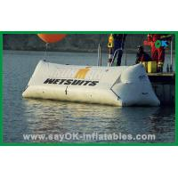 Quality Commercial PVC Inflatable Water Toys , Advertisement Inflatable Water Sports for sale