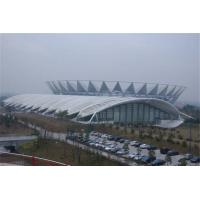 Buy cheap Membrane Building Shade Tension Fabric Structures For Outdoor Stadium / Pubilc Areas from wholesalers