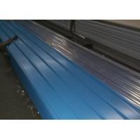 Quality High Intensity Steel Roofing Sheets Steel Plate Fashionable Thermal Insulation for sale