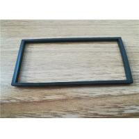 China Rectangle / Square Rubber Gaskets Seals , Anti Aging Epdm Rubber Gasket on sale