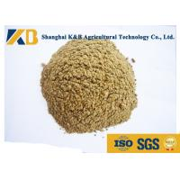 Quality High Protein Cattle Feed Powder Contain Various Nutrition With Plastic Bag Package for sale