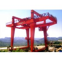 China 500 ton cheap price high duty china factory mobile gantry crane design on sale
