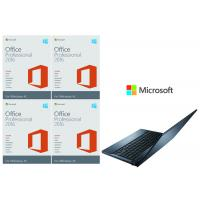 Quality Office 2016 Pro Fpp , Office 2016 Professional FPP 64 Bit Systems Online Activate For PC for sale