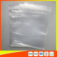 Quality LDPE Ziplock Plastic Resealable Bags For Office Furniture Items , Plastic Storage Bags for sale