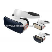 Quality Anti Blue Film Lens Smartphone Virtual Reality Headset 4.5 Inch Screen for sale