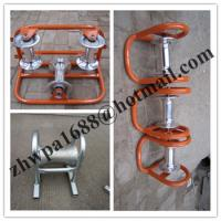 Quality Quotation Nylon Cable Roller, new type Corner roller,SHEAVES AND CABLE ROLLERS for sale