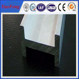 Quality China extruded tubing aluminium pipes tubes/aluminium h profil/h aluminium profile for sale
