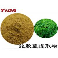 Quality Natural Weight Loss Powder Extracted From Gynostemma Pentaphyllum Tea for sale