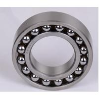 Quality Chrome Steel Self Aligning Ball Bearing , 1221 Misalignment Industrial Ball Bearings for sale