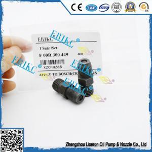 Quality F00RJ00449 PORT pressure pipes F00R J00 449 Pressure pipe nipple F 00R J00 449 for sale