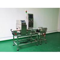 Quality Combined Metal Detector & Check Weigher Machine Small Foods / Product Checking Use for sale