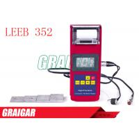 Quality 6v Rechargeable Battery NDT Instruments Coating Thickness Meter for sale