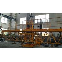 Quality 380V 60HZ Mast Climbing Scaffolding System / Sailboat Mast Climbing Systems for sale