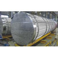 Quality ASTM A213 Customized 321 Stainless Steel Seamless Tube For Heat Exchanger Projects for sale