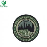 Quality Eco - Friendly Personalized Sew On Embroidered Patches Customized Color for sale