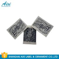 Quality Durable Eco - Friendly Clothing Tabel Tags With OEM Design Acceptable for sale