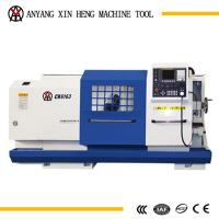 Quality Swing over bed 630mm China best brand cnc lathe leading manufacturer CK6163 for sale