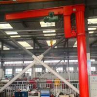 Quality Motorised Movable Jib Crane / Wall Mounted Jib Crane Position A Load Rotation for sale