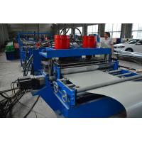 Quality European Standard Aluminum Cable Tray Roll Forming Machine 1.5 Inches Chain Driven for sale