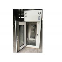 Quality Customized Stainless Steel 201 Air Shower Pass Box For GMP Workshop for sale