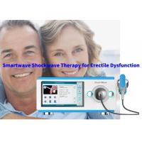 Quality 1.0 Bar - 5.0 Bar ED Shockwave Therapy Machine No Pain 1 - 22Hz Frequency for sale